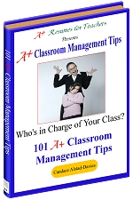 101 A+ Classroom Management Tips