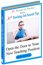 101 A+ Teaching Job Search Tips