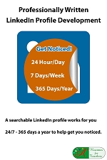 Level 3 LinkedIn Profile Development